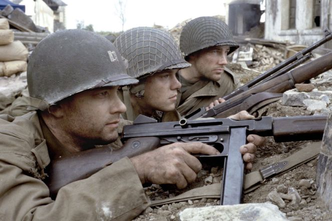 Saving Private Ryan, Photo by Amblin Entertainment - © 1998