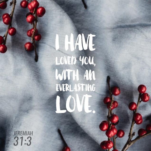 God's love is everlasting