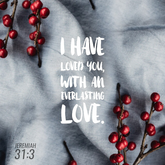 God's love is everlasting